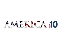 America Top 10 Logo