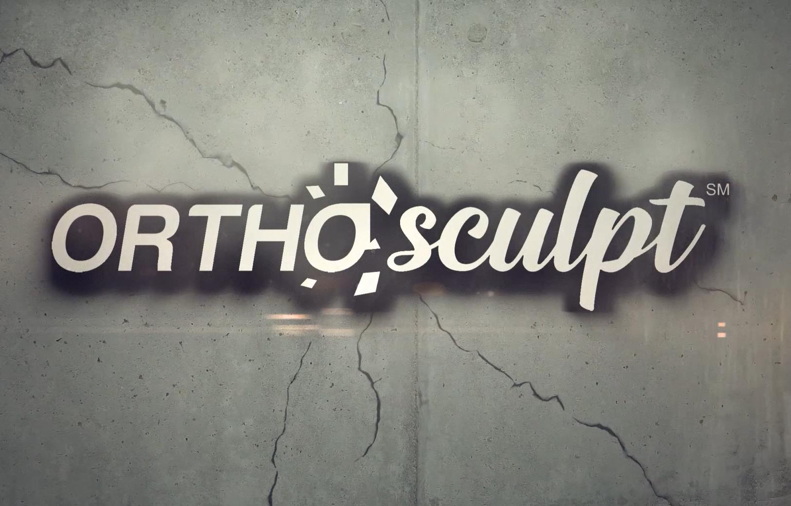 "Dr Steven Cyr Introduces ""OrthoSculpt""!"