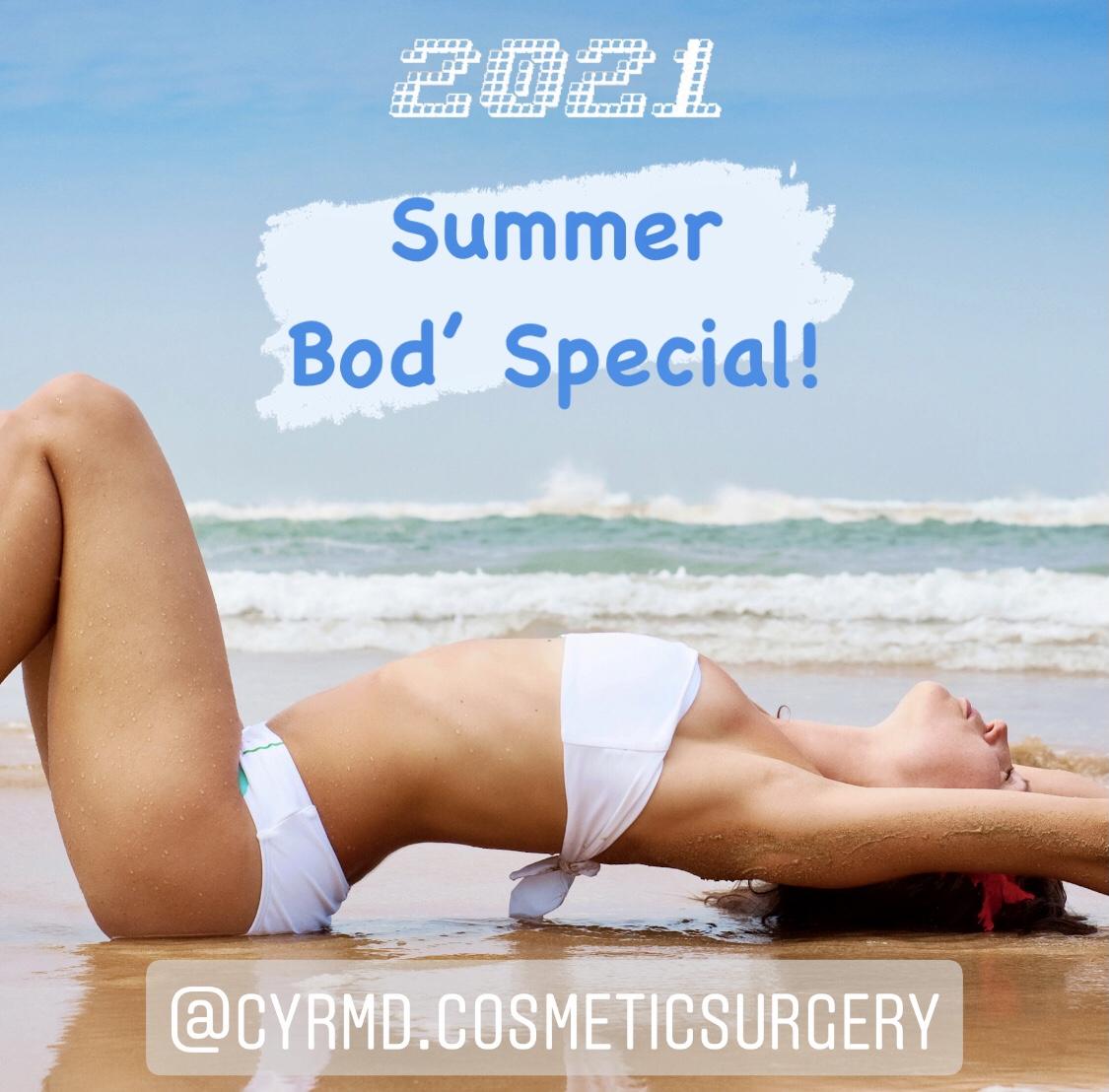 Summer Bod' Special!